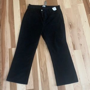Jcrew BillIe Demi Boot Crop Corduroy Pants NWT